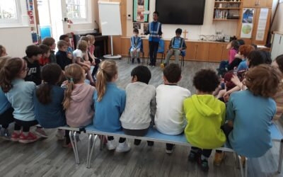 Woodpecker Class Religious Education