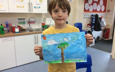Video Letter to Park Street School Children