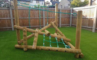 Owl & Flamingo New Playground