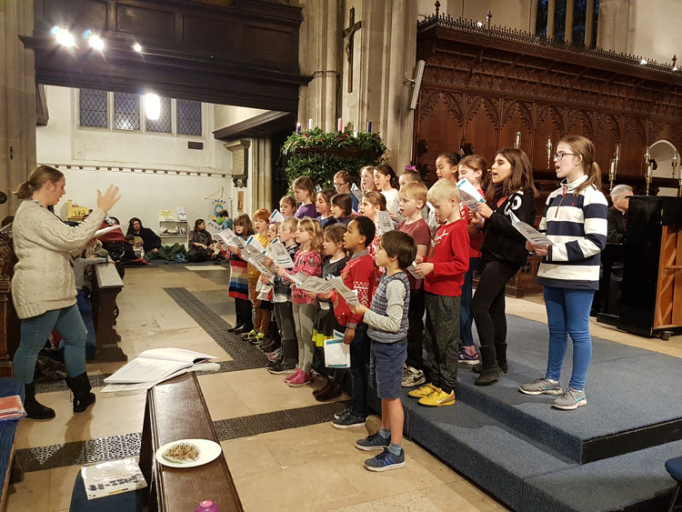 Park Street Choir