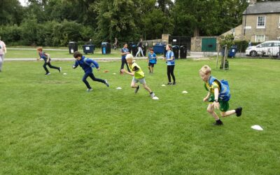 Key Stage Two Sports Afternoon