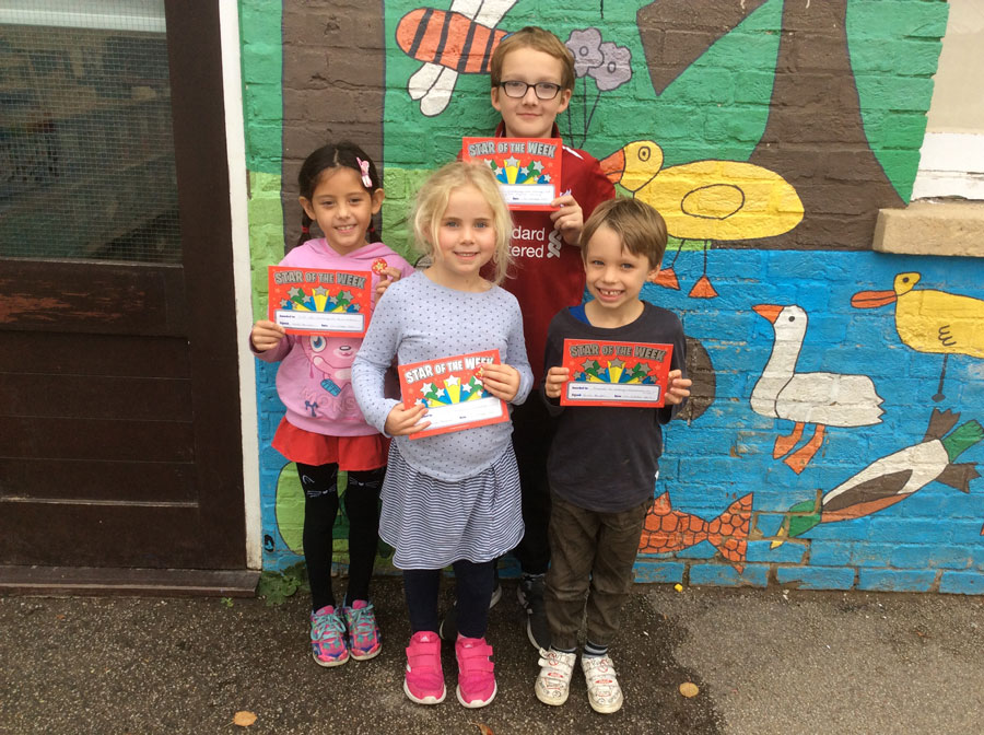 Stars of the Week October 2019 (2)