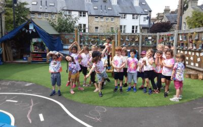 Owl Class Fashion Show and Beach Party!